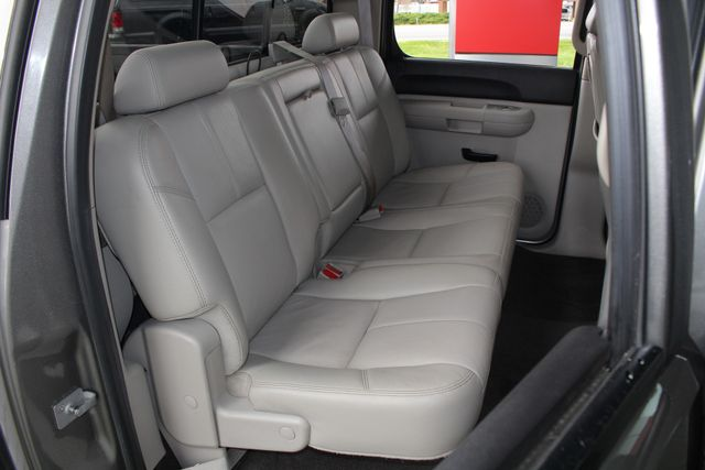 2009 Chevrolet Silverado 2500HD LT Crew Cab 4x4 Z71 - LEATHER! Mooresville , NC 10