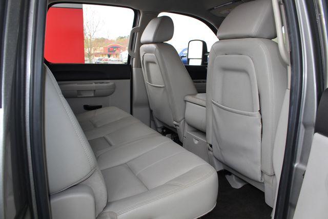 2009 Chevrolet Silverado 2500HD LT Crew Cab 4x4 Z71 - LEATHER! Mooresville , NC 37