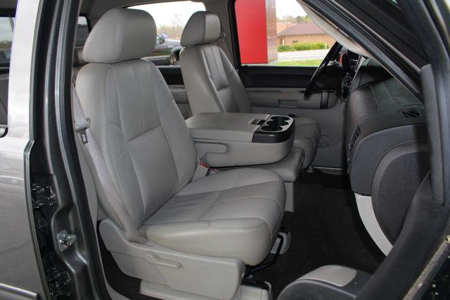 2009 Chevrolet Silverado 2500HD LT Crew Cab 4x4 Z71 - LEATHER! Mooresville , NC 11