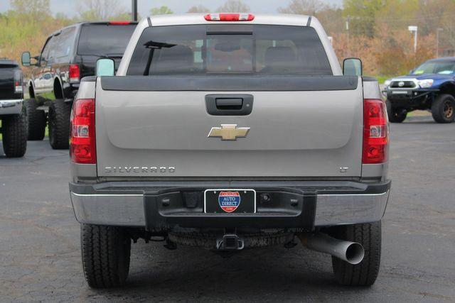 2009 Chevrolet Silverado 2500HD LT Crew Cab 4x4 Z71 - LEATHER! Mooresville , NC 15