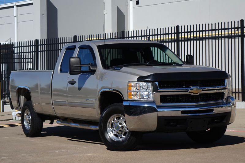 2009 Chevrolet Silverado 2500HD LT* 2WD* 2500HD* XCab* Only 106k mi* EZ Finance** | Plano, TX | Carrick's Autos in Plano TX