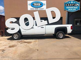 2009 Chevrolet Silverado 2500HD Work Truck   Pleasanton, TX   Pleasanton Truck Company in Pleasanton TX