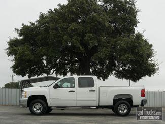 2009 Chevrolet Silverado 2500HD Crew Cab LT 6.6L Duramax Turbo Diesel in San Antonio Texas, 78217