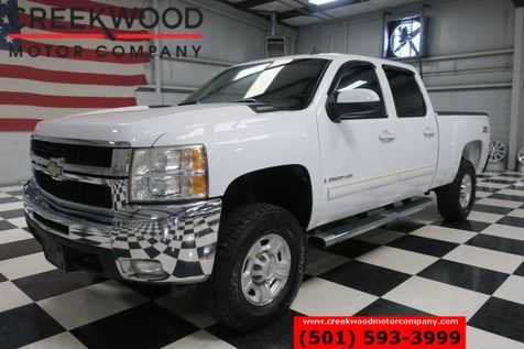 2009 Chevrolet Silverado 2500HD LTZ 4x4 Z71 Diesel Allison Leather Low Miles Clean in Searcy, AR