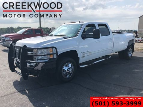 2009 Chevrolet Silverado 3500HD LTZ 4x4 Dually Diesel Chrome Leather Htd Nav TvDvd in Searcy, AR