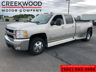 2009 Chevrolet Silverado 3500HD LTZ 4x4 Dually Diesel 1 Owner Low Miles New Tires in Searcy, AR 72143