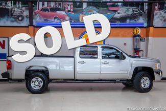 2009 Chevrolet Silverado 3500HD SRW LTZ 4x4 in Addison, Texas 75001