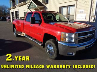 2009 Chevrolet Silverado 3500HD DRW LTZ in Brockport, NY 14420