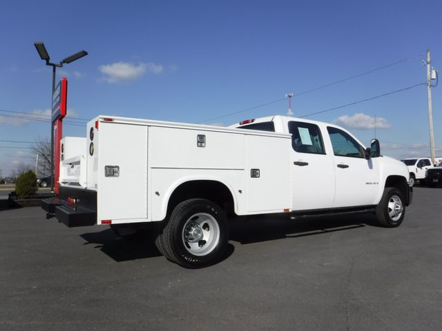 2009 Chevrolet Silverado 3500HD Crew Cab Utility 4x4 in Lancaster, PA PA