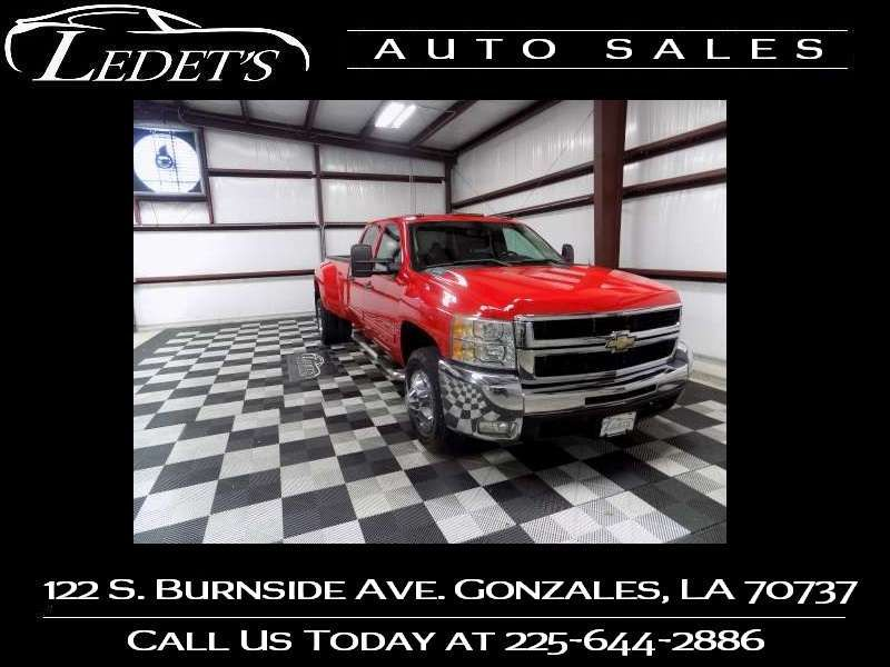 2009 Chevrolet Silverado 3500HD DRW LT - Ledet's Auto Sales Gonzales_state_zip in Gonzales Louisiana