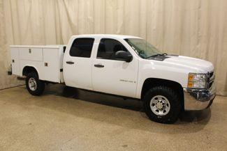 2009 Chevrolet Silverado 3500HD SRW Work Truck in Roscoe IL, 61073