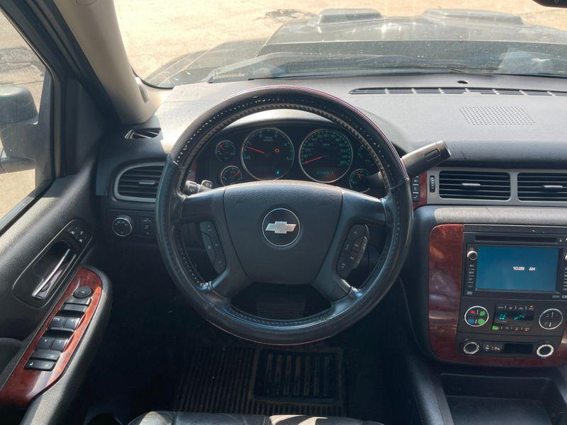 2009 Chevrolet 3500HD 6.6L V8, LTZ, DUALLY, NAVIGATION, LEATHER, NICE!! in Rowlett, Texas