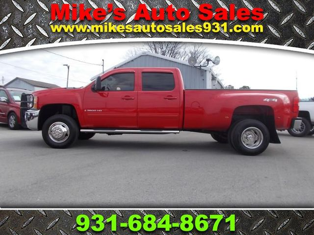 2009 Chevrolet Silverado 3500HD DRW LTZ Shelbyville, TN