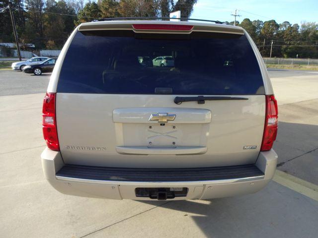 2009 Chevrolet Suburban LTZ Sheridan, Arkansas 4