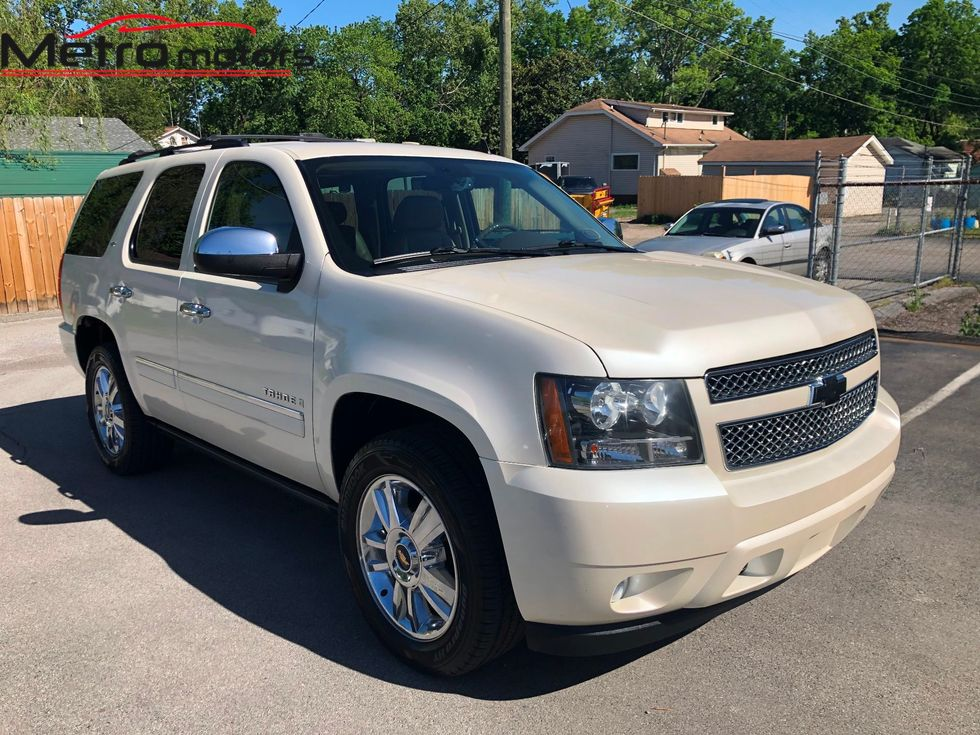 2009 Chevrolet Tahoe LTZ | Knoxville Tennessee | Metro