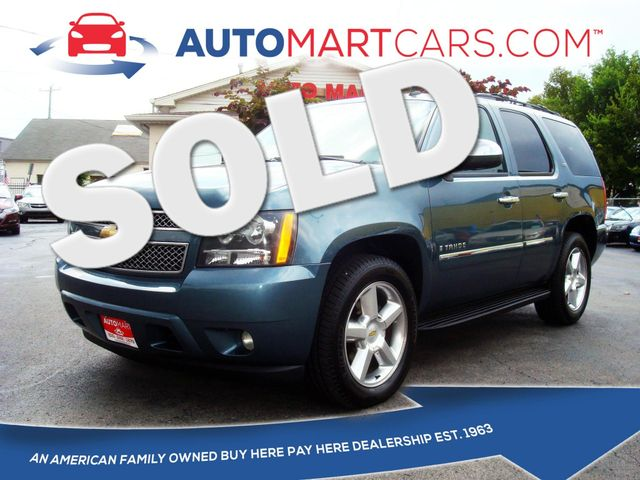 2009 Chevrolet Tahoe LTZ   Nashville, Tennessee   Auto Mart Used Cars Inc. in Nashville Tennessee