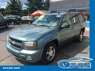 2009 Chevrolet TrailBlazer LT 4WD in Lapeer, MI 48446