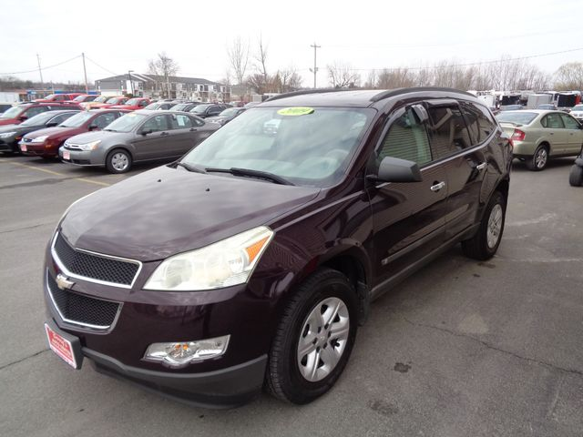 2009 Chevrolet Traverse LS in Brockport, NY 14420