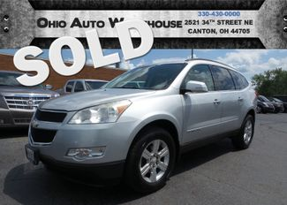 2009 Chevrolet Traverse LT Leather Tv/DVD 1-Owner Clean Carfax We Finance | Canton, Ohio | Ohio Auto Warehouse LLC in  Ohio