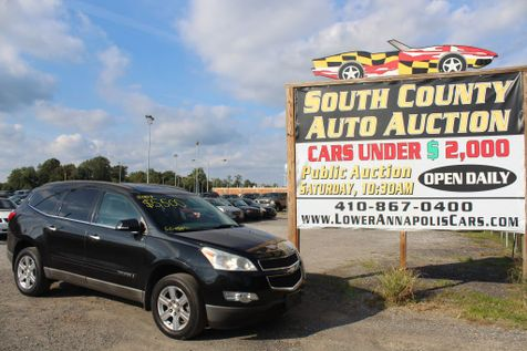 2009 Chevrolet Traverse LT w/1LT in Harwood, MD