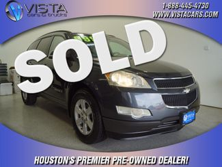2009 Chevrolet Traverse LT w2LT  city Texas  Vista Cars and Trucks  in Houston, Texas