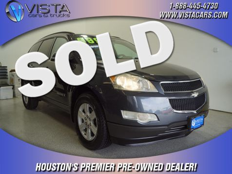 2009 Chevrolet Traverse LT w/2LT in Houston, Texas