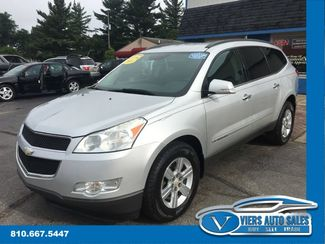 2009 Chevrolet Traverse LT w/1LT in Lapeer, MI 48446