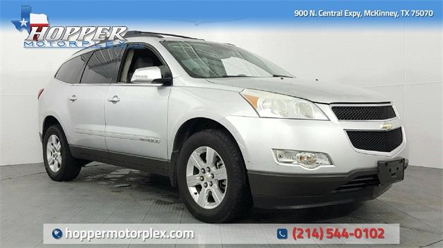 2009 Chevrolet Traverse LT 1LT