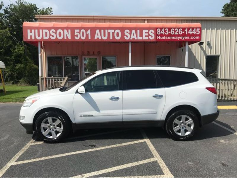 2009 Chevrolet Traverse LT w/1LT | Myrtle Beach, South Carolina | Hudson Auto Sales in Myrtle Beach South Carolina