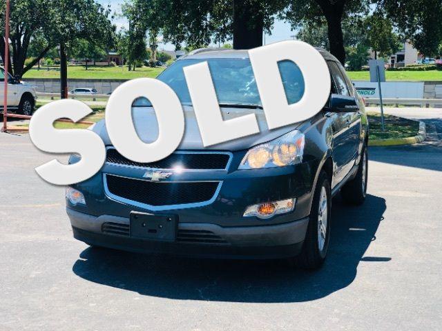2009 Chevrolet Traverse LT w/2LT in San Antonio, TX 78233