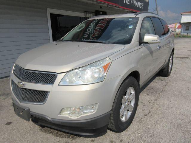 2009 Chevrolet Traverse LT w/1LT south houston, TX 1