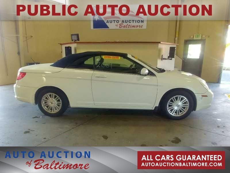 2009 Chrysler Sebring Touring | JOPPA, MD | Auto Auction of Baltimore  in JOPPA MD