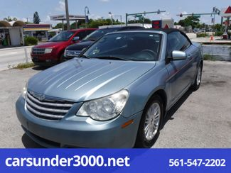 2009 Chrysler Sebring Touring Lake Worth , Florida 2