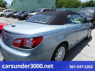 2009 Chrysler Sebring Touring Lake Worth , Florida 1
