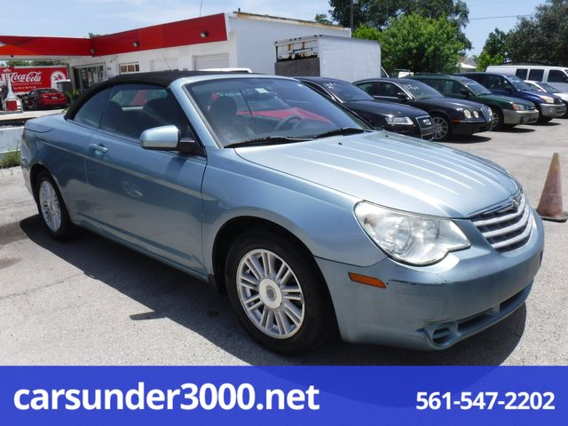 2009 Chrysler Sebring Touring Lake Worth , Florida