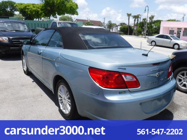 2009 Chrysler Sebring Touring Lake Worth , Florida 3