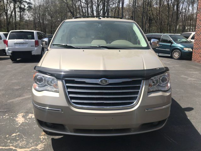 2009 Chrysler Town & Country Limited handicap wheelchair van Dallas, Georgia 1