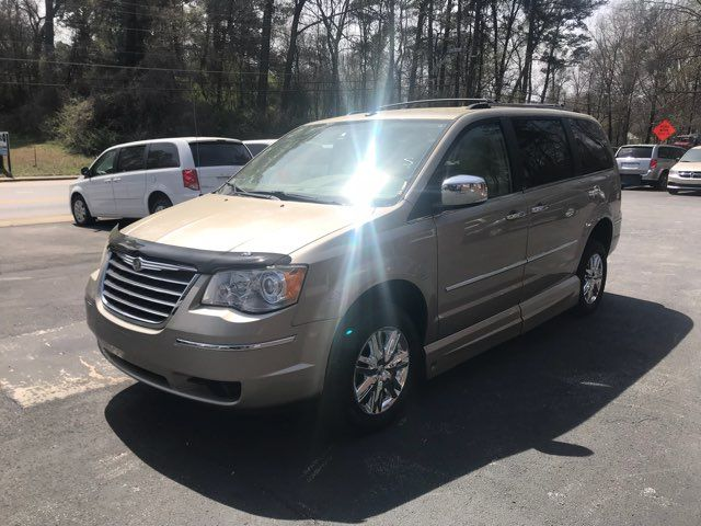 2009 Chrysler Town & Country Limited handicap wheelchair van Dallas, Georgia 3