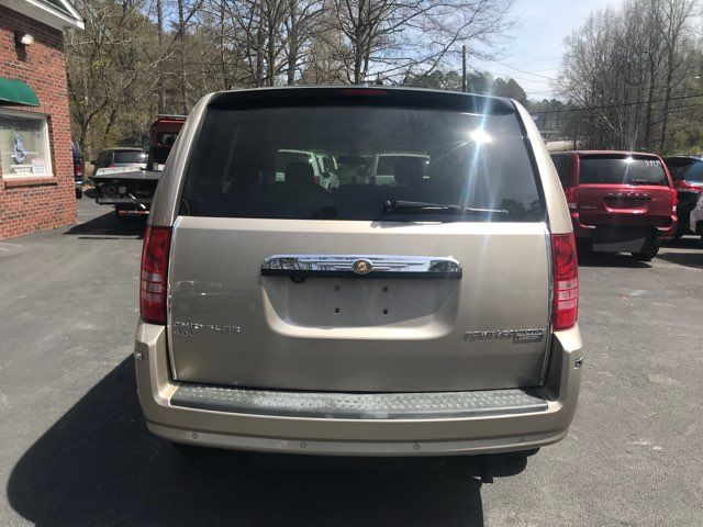 2009 Chrysler Town & Country Limited handicap wheelchair van Dallas, Georgia 7
