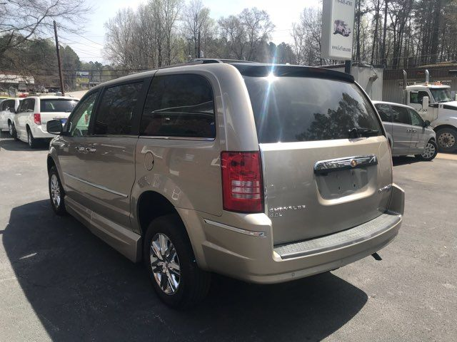 2009 Chrysler Town & Country Limited handicap wheelchair van Dallas, Georgia 8