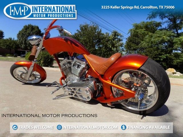 2009 Custom Chopper Custom 127 cu. in. S&S