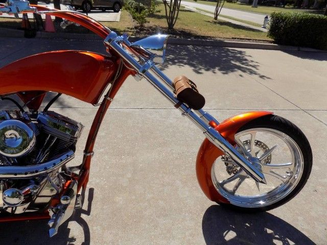 2009 Custom Chopper Custom 127 cu. in. S&S in Carrollton, TX 75006