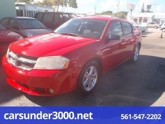 2009 Dodge Avenger R/T Lake Worth , Florida