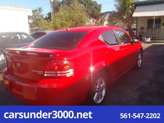 2009 Dodge Avenger R/T Lake Worth , Florida 1