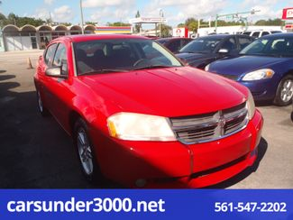 2009 Dodge Avenger R/T Lake Worth , Florida 2