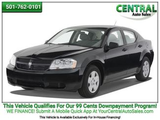 2009 Dodge AVENGER/PW  | Hot Springs, AR | Central Auto Sales in Hot Springs AR