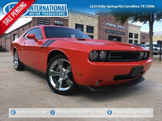 2009 Dodge Challenger R/T ONE OWNER