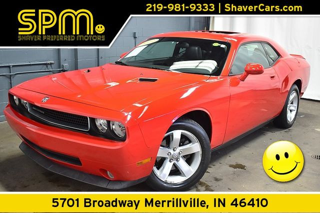 2009 Dodge Challenger SXT PLUS