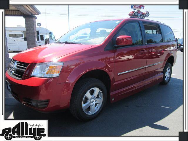 2009 Dodge Grand Caravan SXT HANDICAP VMI CONVERSION