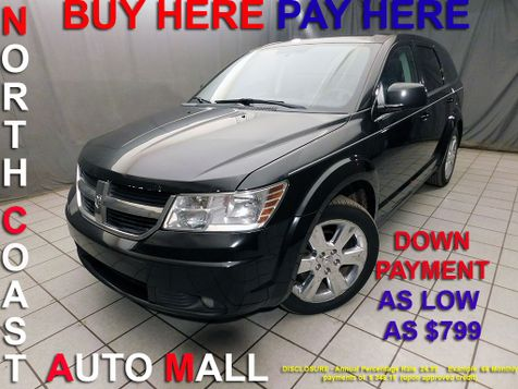 2009 Dodge Journey SXT As low as $799 DOWN in Cleveland, Ohio